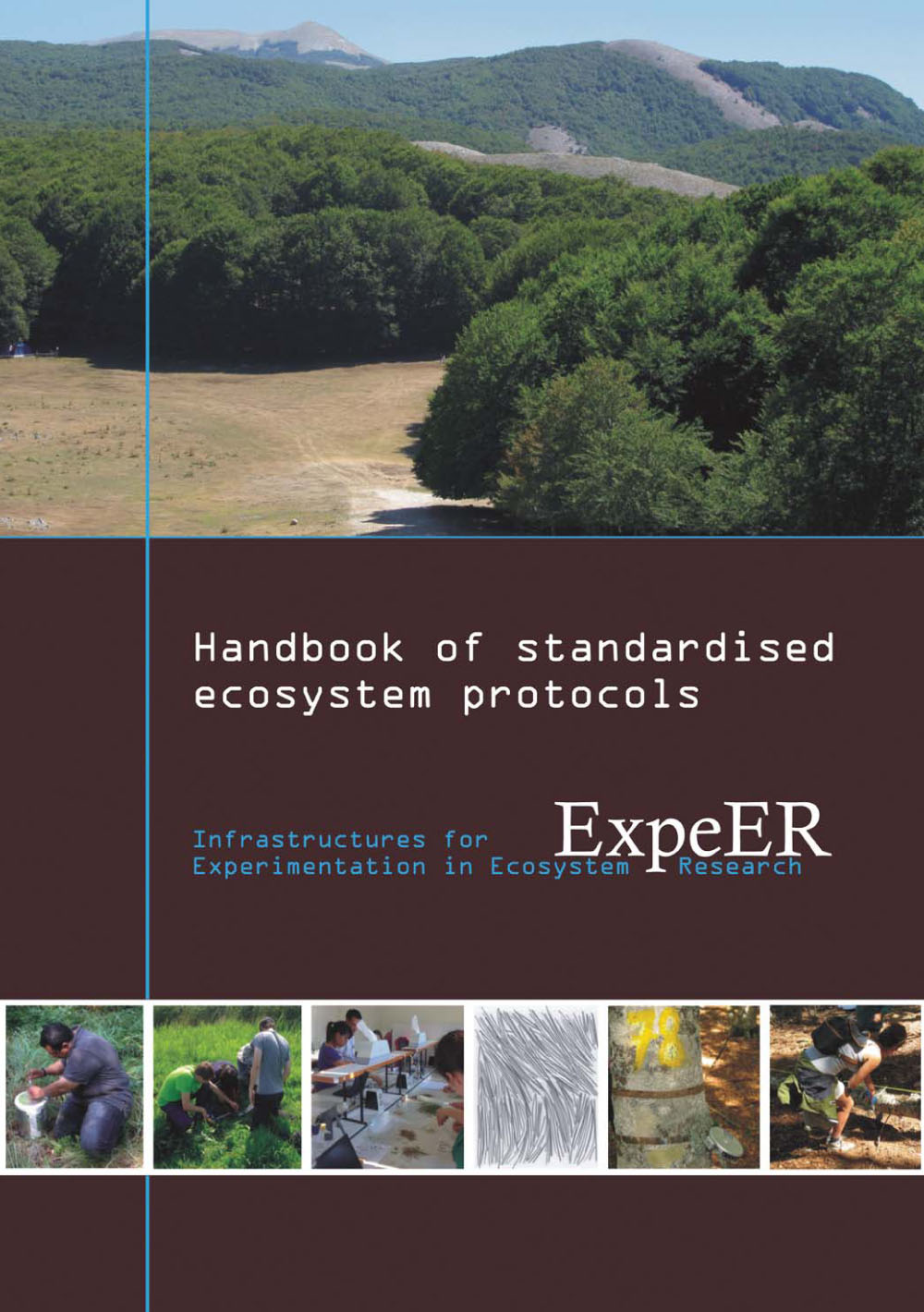 Handbook of standardized ecosystem protocols